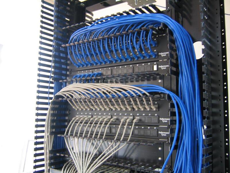 soluciones de cableado estructurado